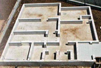 一般的な住宅のコンクリート基礎